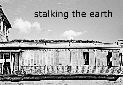 Stalking the Earth best of zine